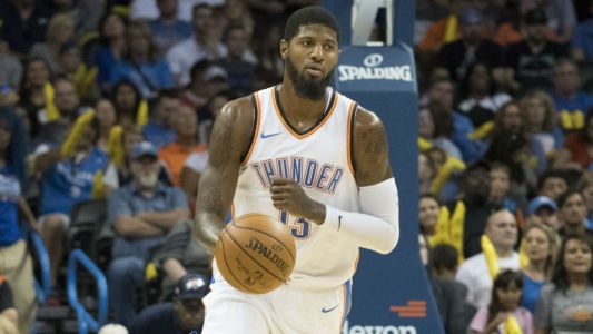 Paul George says he 'definitely' thinks Thunder can compete for championship this season