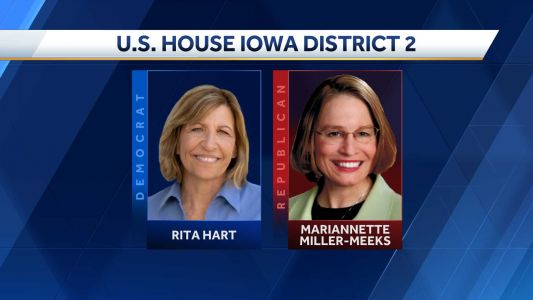 Board of Canvass certifies Miller-Meeks' 6-vote win in Iowa's 2nd Congressional District