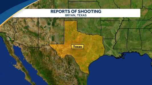 Reports: Mass shooting reported in Bryan, Texas