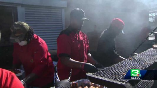 '3 Black Chefs' project helps feed thousands in Sacramento amid COVID-19 outbreak