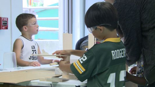 Camp Invention gives kids chance to get practical science knowledge