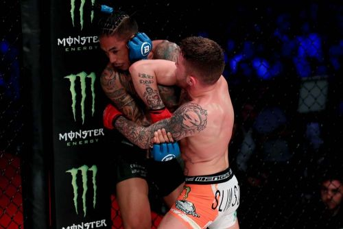James Gallagher suffered panic attacks before Bellator 223 win, vows to 'conquer the world'