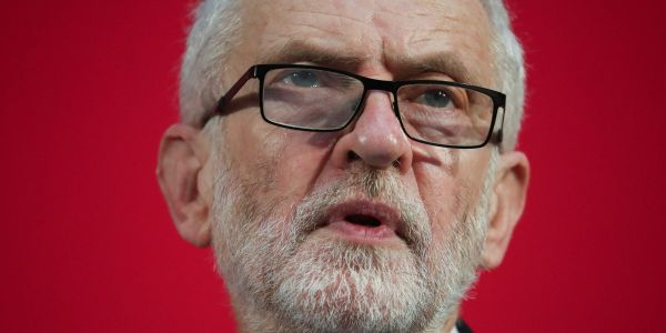 Jeremy Corbyn has been suspended from the Labour party