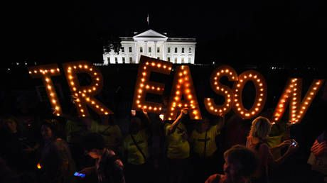 Russiagate's last stand? Resistance works itself up over whistleblower complaint on Trump's alleged 'favor to foreign leader'