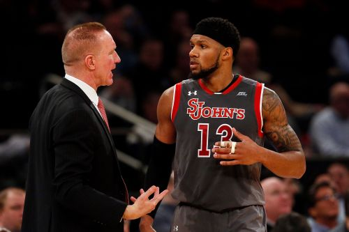 St. John's big-man plan just keeps getting smaller