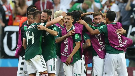 Mexico style in shock Germany win surprised former USMNT boss Arena
