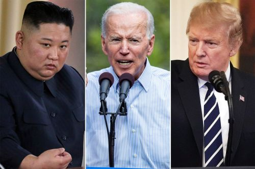 White House says Trump, North Korea agree Biden is 'low IQ'