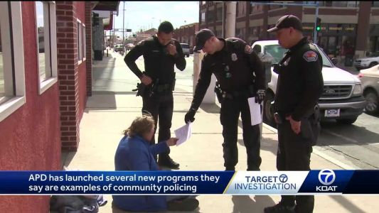 Take the Test: Is Albuquerque doing community policing and is it the answer?