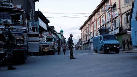 India increases restrictions in Kashmir ahead of separatist call for protest march