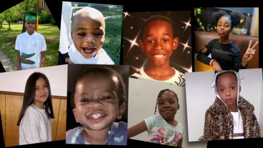 A dangerous and deadly year: Children caught in Chicago's crossfire