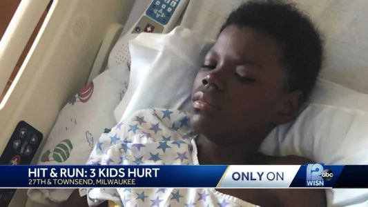 12-year-old struck in hit-and-run at 27th and Townsend
