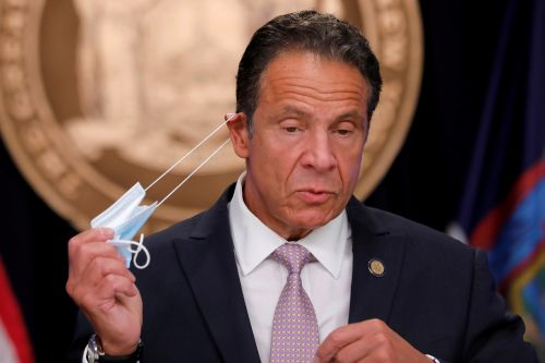 Grandstanding Cuomo should follow the science and end NY's mask mandate