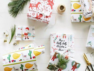 The best wrapping paper and gift-wrapping supplies