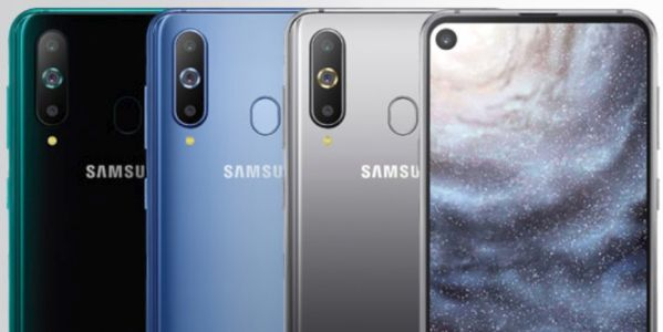 Samsung's newest smartphone offers a big hint at the Galaxy S10's design