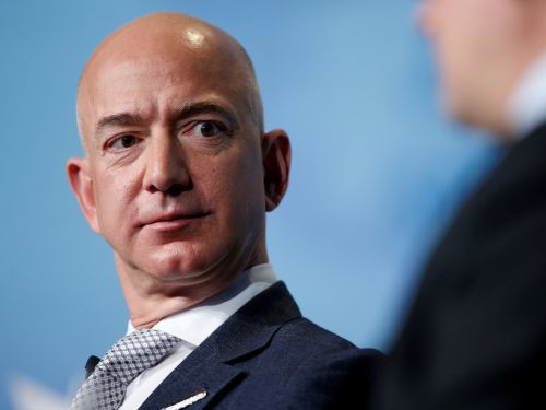 Climate activists accuse Jeff Bezos of hypocrisy over his $10 billion environment pledge because Amazon works with oil and gas firms