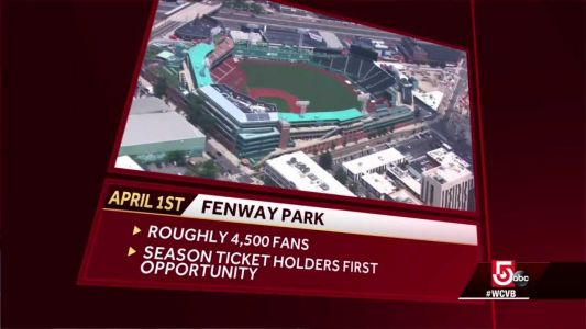 What can fans expect at Garden, Fenway and Gillette?