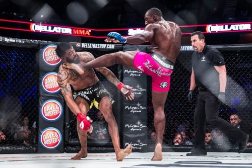 Phil Davis expects different fight with fellow ex-champ McGeary, but just as dominant of a display