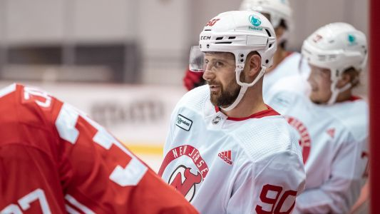Devils' Tomas Tatar on motivation for '21-22: Show Canadiens 'how big a mistake' they made with healthy playoff scratch