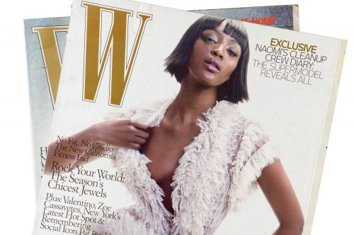 Condé Nast nearing $7M sale of W Magazine
