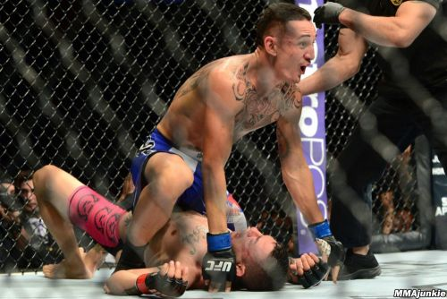 Defining Fights: UFC 251 co-headliner Max Holloway