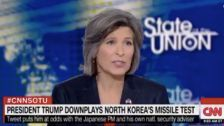 GOP Senator Splits With Trump On North Korea: 'Those Strikes Are Disturbing'