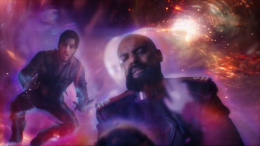Kneel to Zod! Zod Actor Relishes New Direction in 'Krypton' Season 2