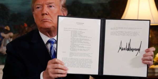 Trump pulling out of the Iran deal gives Kim Jong Un a chance to drive an even harder bargain
