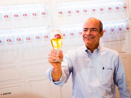 The world's largest brewer, which produces Corona and Budweiser, is about to get even bigger. Meet AB InBev'sfamously private CEO, who has only one hobby and doesn't like company perks