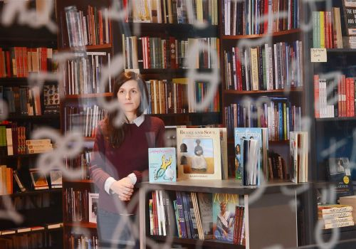 Bookstore manager to attend world's oldest book fair in Germany