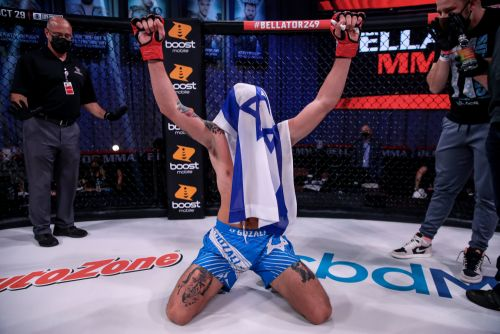 Bellator 249's Christian Edwards on submission win over Hamza Salim, what's next