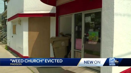 Madison's Rastafarian Church evicted from space
