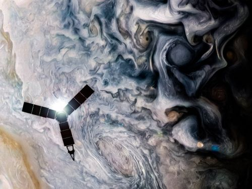 NASA's $1 billion mission to Jupiter has taken years of stunning images - here are some of Juno's best shots