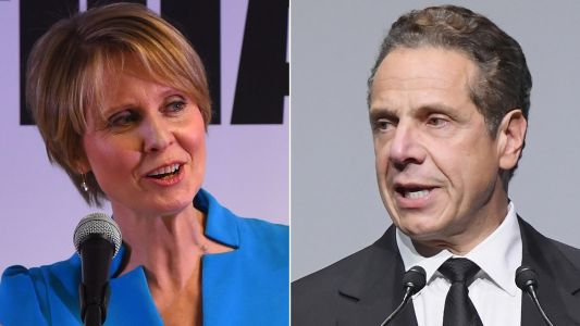 New York Gov. Cuomo defeats Cynthia Nixon in gubernatorial primary, initial results show