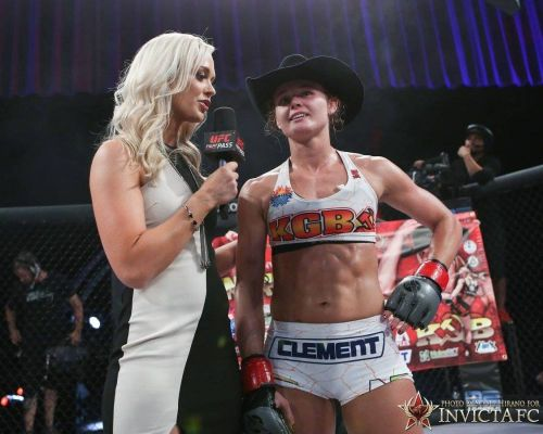 Andrea Lee, Roxanne Modafferi agree to Sept. 12 UFC Fight Night bout
