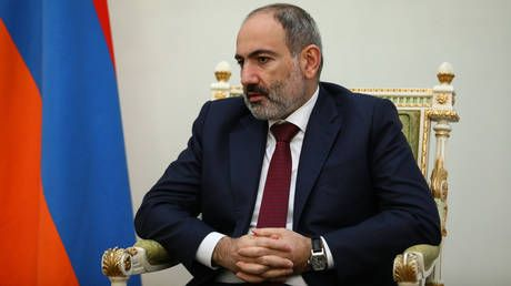 Armenian PM Pashinyan says ready to step down - if people vote him out in snap parliamentary election