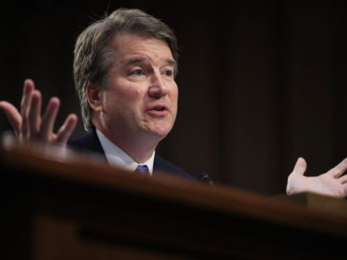 Donald Trump blasts second Kavanaugh accuser as a 'mess' and 'inebriated'