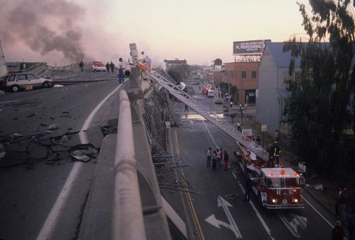 This Day in History: 6.9 magnitude Loma Prieta earthquake hits California