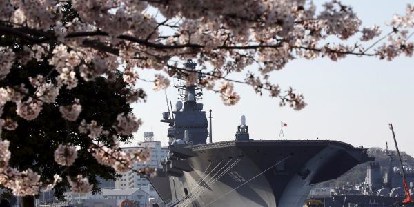 Japan is planning to launch fighters from aircraft carriers for the first time since World War II