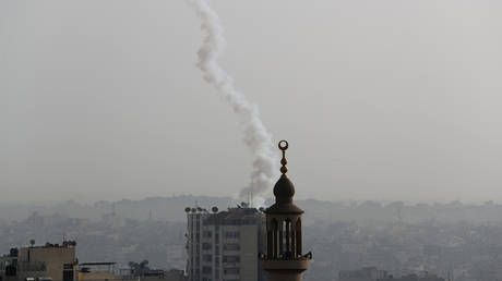 IDF pounds Gaza for 2nd night in retaliation for rocket & mortar fire