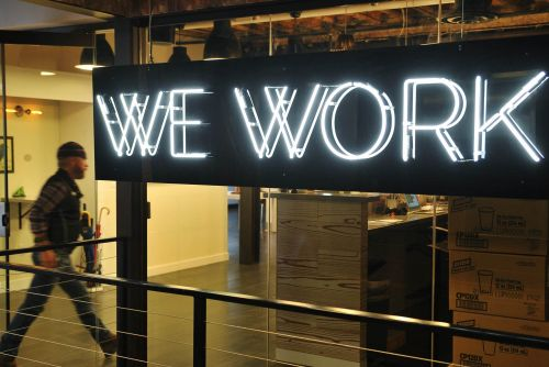 WeWork sued over sexual assaults, 'frat-boy culture'