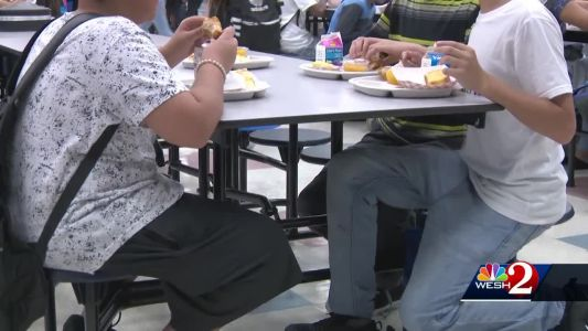 Big changes coming to school lunches in Orange County
