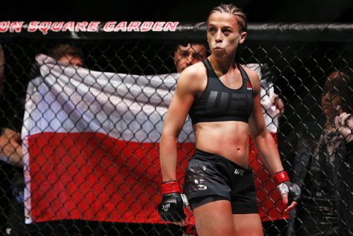 Joanna Jedrzejczyk 'angry and sad' after learning of title fight scratch from journalists