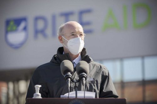 Gov. Wolf: There's hope in pandemic fight but still a lot of work to be done