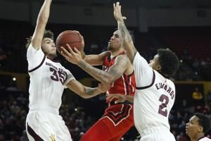 Arizona State pulls away to beat Utah 83-64