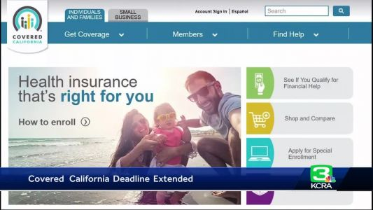 Covered California Deadline Extended Amid Questions Over Obamacare Future