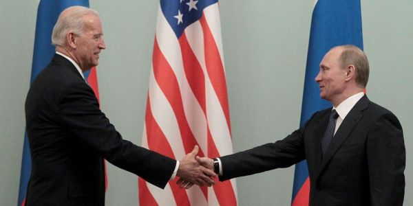 Biden pressed Putin on SolarWinds hack, Navalny, and the bounty plot on US soldiers in first call with Russian leader