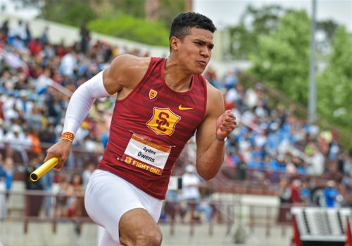 Ex-North Allegheny track star Ayden Owens has sights set on being 'best athlete on earth'