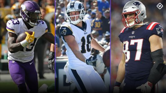 Fantasy Injury Updates: Dalvin Cook, Cooper Kupp, Rob Gronkowski, more affecting Week 8 fantasy football rankings