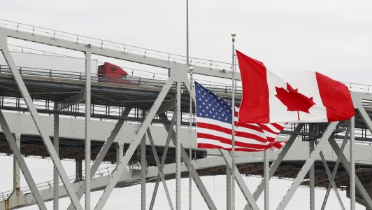 Canada-U.S border restrictions extended to at least September