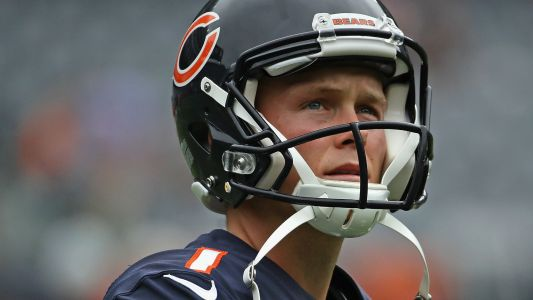 Bears K Cody Parkey gets extra practice at Soldier Field after struggling in Week 10